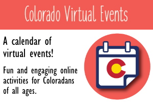 Colorado Virtual Events calendar